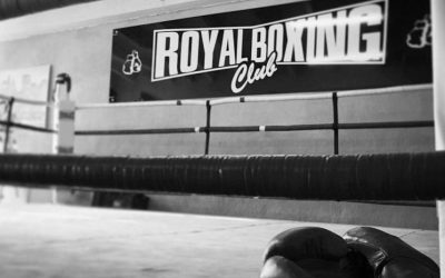 The Bojangles au Boxing club Royal