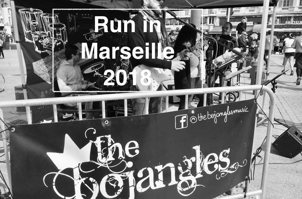 The Bojangles sur le Run in Marseille