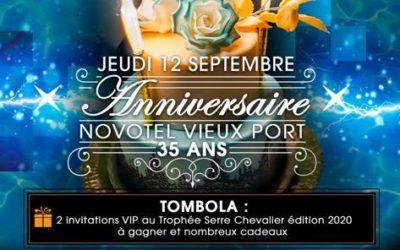 The Bojangles au Novotel Vieux Port