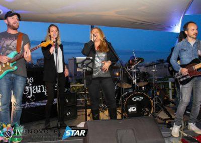 Novotel vieux port marseille groupe musique live